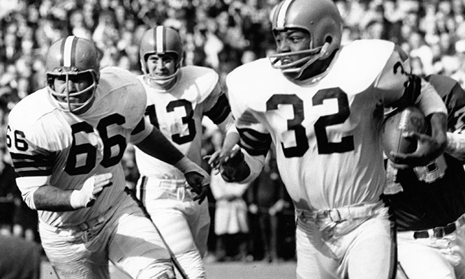 985657faed5 Jim Brown – Cleveland Browns